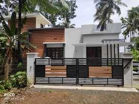 thrissur mundoor 5 cent 2 bhk new villa