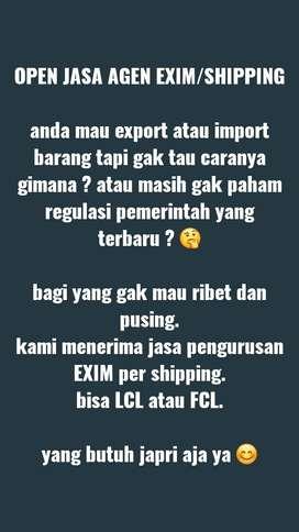 Jasa Pengurusan Ekspor dan Impor