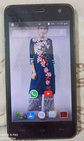 Micromax phone in good condition