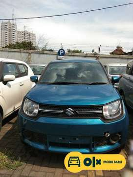 [Mobil Baru] Hot Deals Suzuki All New IGNIS GL MT Program DP Ringan 20