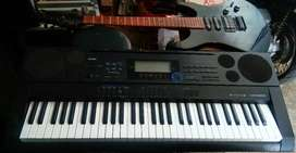 Keyboard dan gitar