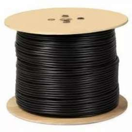 Fiber Optic Patch cords, Coaxial cable RG11