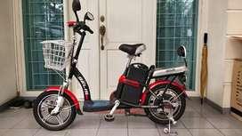 Jual sepeda listrik selis jakarta