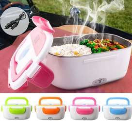 Electric lunch box {free Delivery} only lahore