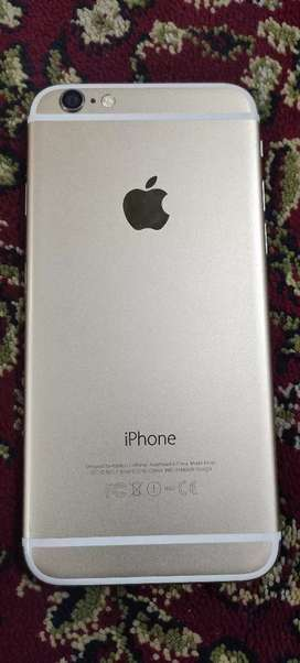 iPhone 6 LCD and body