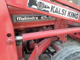 Mahindra 475 tractor with loader sale
