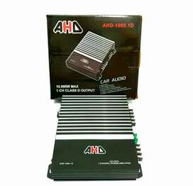 Power monoblok audio AHD 10000 watt