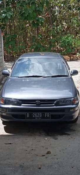 toyota Great Corolla SEG tahun 1994 an sendiri