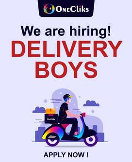 Delivery boy in Chennai (Mogappair, Mogappair West, Annanagar)