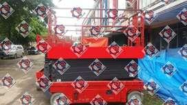 tangga gunting elektrik hydrolis pasuruan murah