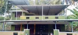 AN AMAZING 3BED ROOM 1350SQ FT 5.250CENTS HOUSE IN PURANATTUKARA,TSR