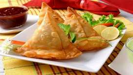Need a job for cook expert in making kachori smosa etc