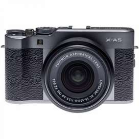 Kredit Kamera Fujifilm X-A5 Mirrorless with XC 15-45mm