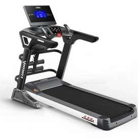 treadmill electric FS Milano Murah Fitness / Gym Dijamin asli