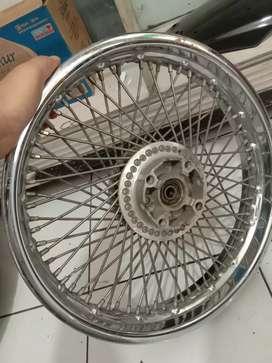 Velg motor jari jari 14
