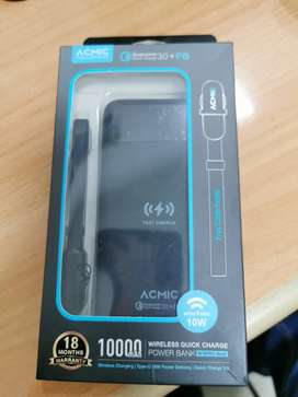 Power Bank Acmic W10Pro Gen 2