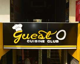 WELL FURNISHED RESTAURANT FOR SALE IN THRISSUR ROUND - 55 SEATING