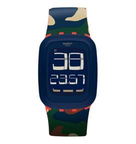 SWATCH TOUCH (CAMO)