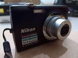 Camera Nikkon Coolpix S2500 / Kamera