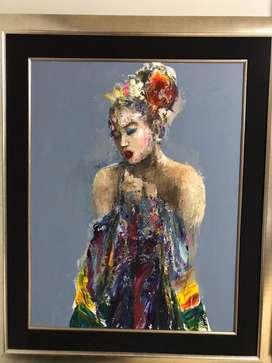 Lukisan Ida bagus indra