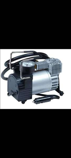 Mini air compressor for cars and vehicles