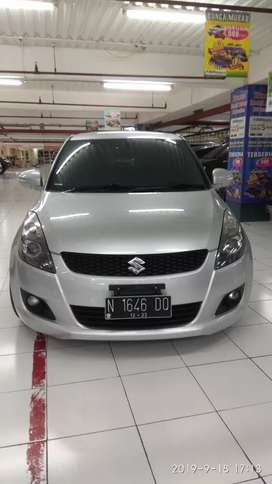 Suzuki Swift GS matic 2015