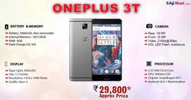 OnePlus 3T 6GB RAM, 64 GB ROM With Warranty, Bill, Box, Charger