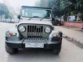 Mahindra Thar DI 4WD, 2018, Diesel