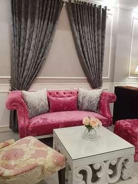 Sofa custom modern classic