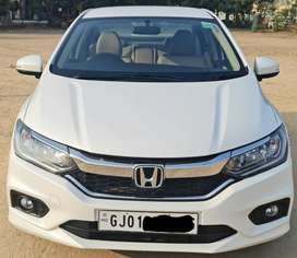 Honda City V, 2017, Petrol