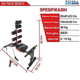 Alat Fitness Six Pack Care / wonder care / Jtoner - G tone