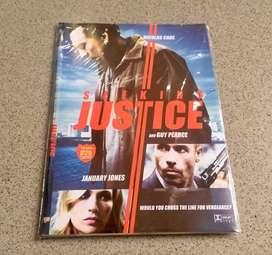 SEEKING JUSTICE dvd original