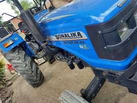 Tractor sonalika 745 50hp model2018 price 5,50,000