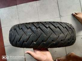 Ceat tyre.