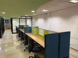 Fully furnished 3000 sq feet office space phase 8 mohali