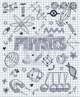 Home Physics tutor for Intg. IIT JEE, JAM.