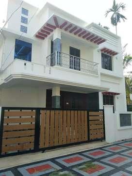 3 bhk 1650 sqft new build house at edapally varapuzha thirumuppam