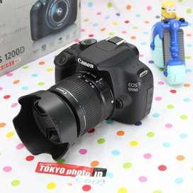 Canon 1200D lensa 18-55mm (D442)