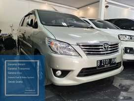 2013 Toyota Kijang Innova V AT Diesel Top TT Hrv G CRV Freed 2014 2016