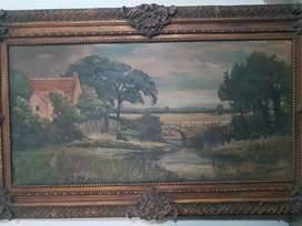 Jual lukisan Claude Monet