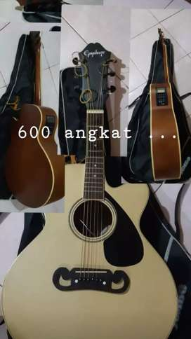 Jual gitar akustik epiphone