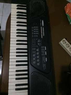 Jual keyboard 54 keys merk angelet