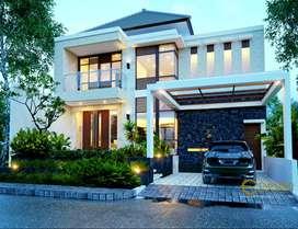 Jasa Arsitek Sulawesi Utara Desain Rumah 350 m2