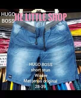 Hugo Short jeans  (celana pendek jeans)