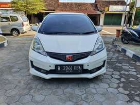 Jazz rs matic 2012