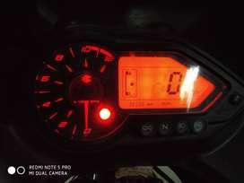 Bajaj Pulsar 220, 37000 kms 2013