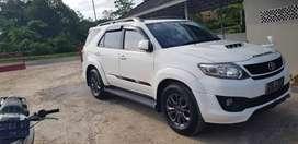 Dijual Toyota Fortuner AT G TRD 2014