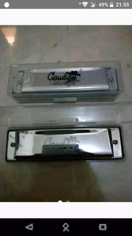 Dijual Harmonika Merk Cowboy Original 10Hole.
