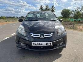 Honda Amaze 2013-2016 VX i-DTEC, 2014, Diesel