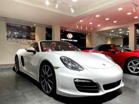 Porsche Boxster 2014 Petrol Well Maintained